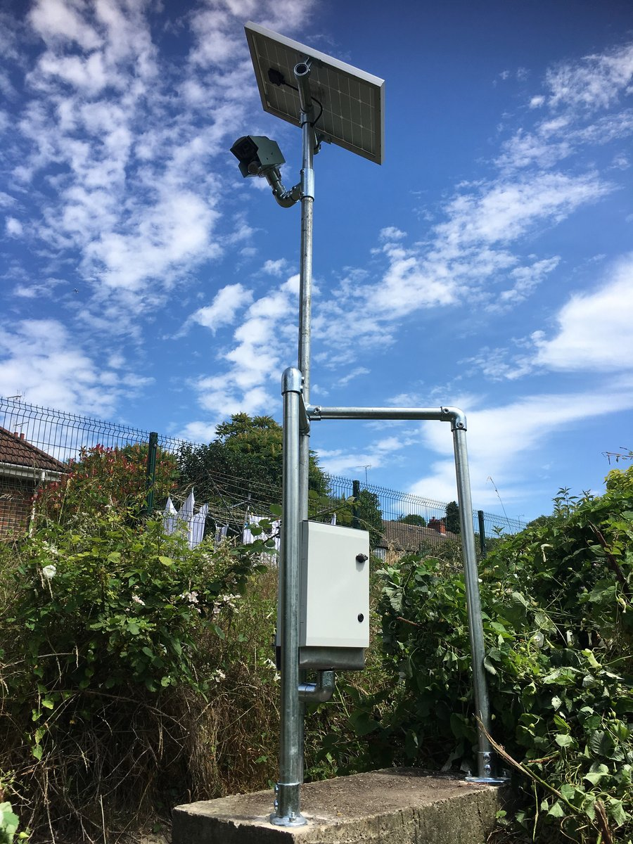 Smart City – Level and Rain Monitoring